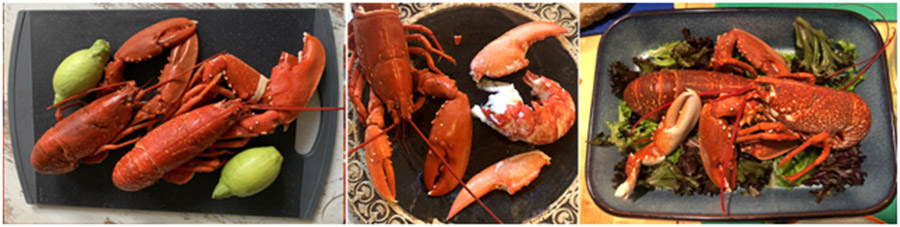 how to boil my lobster