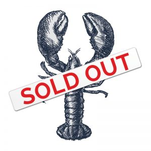 sold out live lobsters london